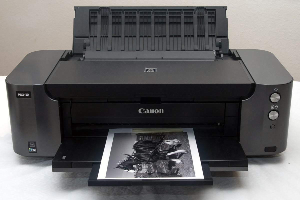 Canon Pixma Pro-10 review: Professional-quality photo prints, right on your desk | Macworld