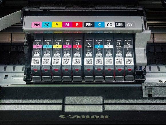 canon pixma pro 10 ink