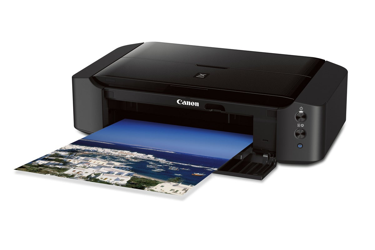 canon pixma ip8720 review photo printer produces sharp super sized pics pcworld. Black Bedroom Furniture Sets. Home Design Ideas
