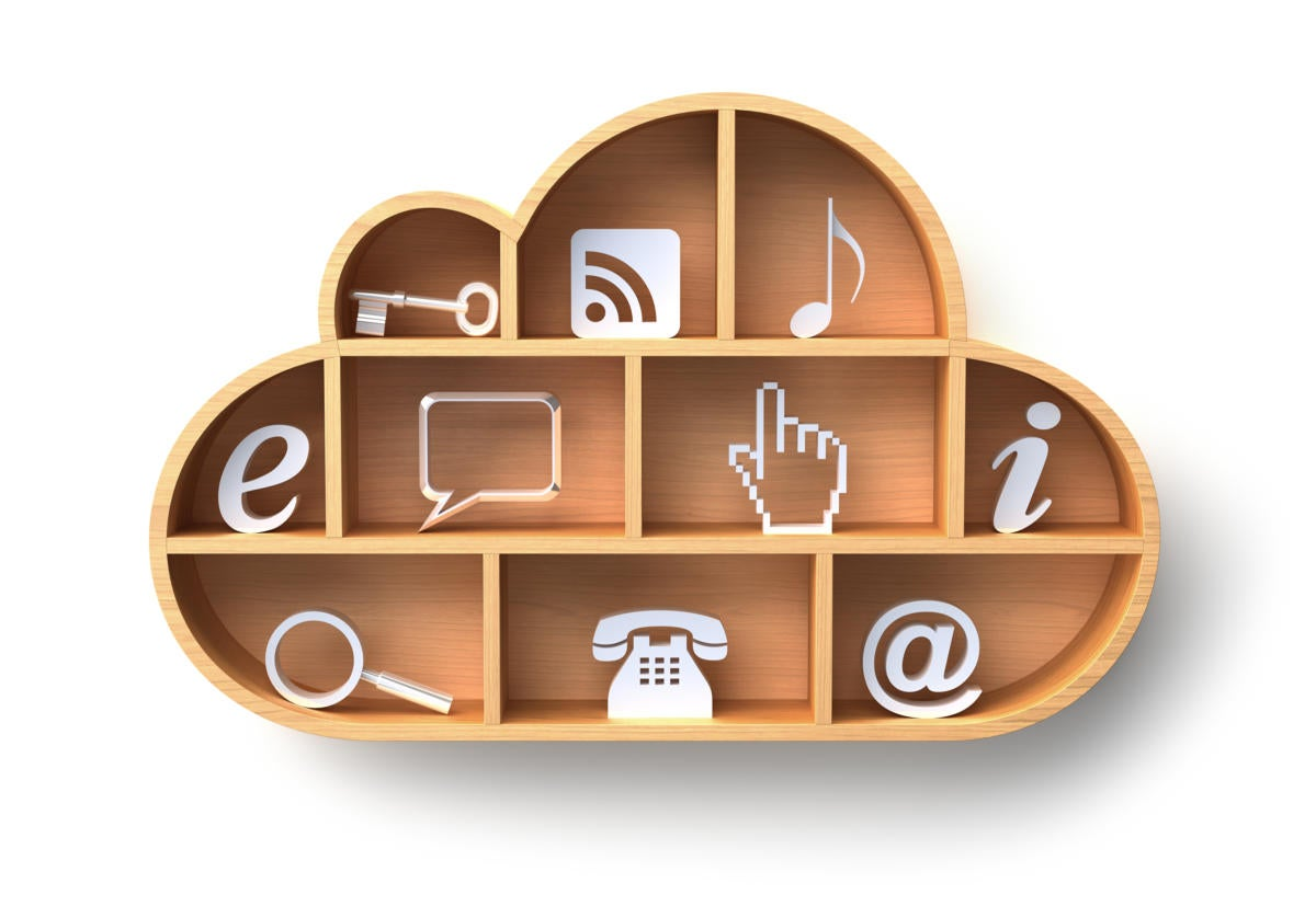cloud computing concept 136627333