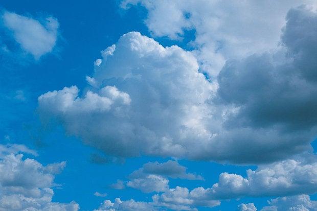 cumulus clouds dv027020