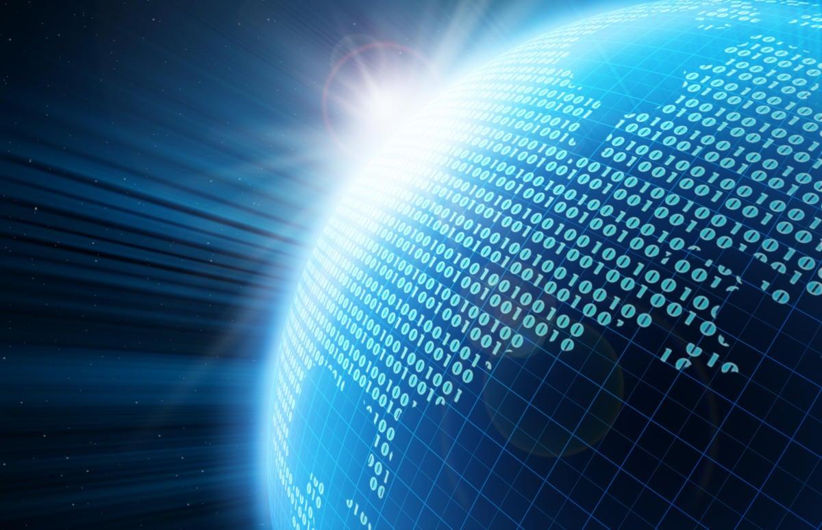 digital globe 134133143