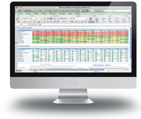 excel for mac os