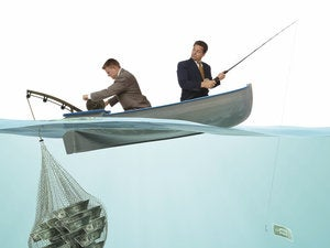 fishing for business 104241355