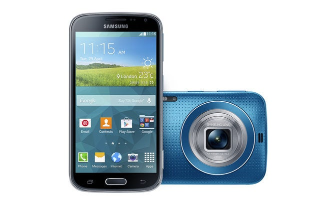 galaxy k zoom electric blue