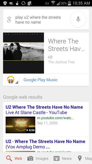google now 5