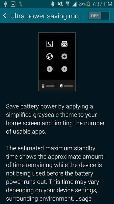 gs5 ultrapower