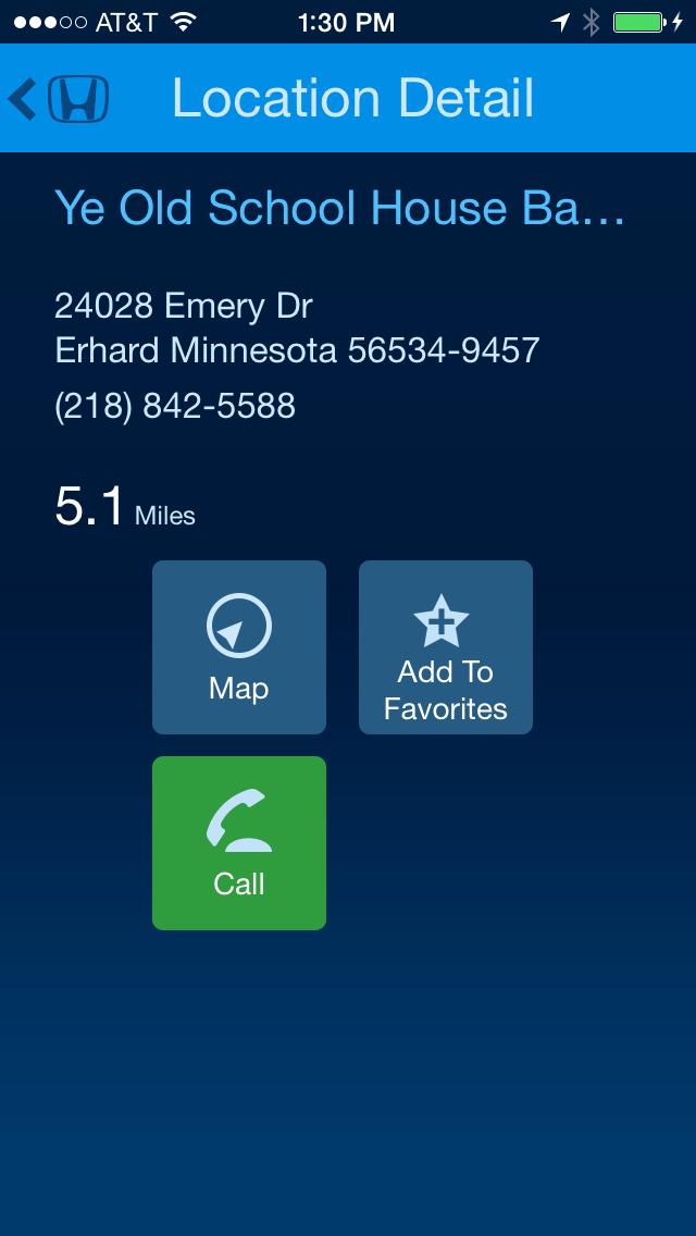 HondaLink Navigation app gives you GPS for less | PCWorld