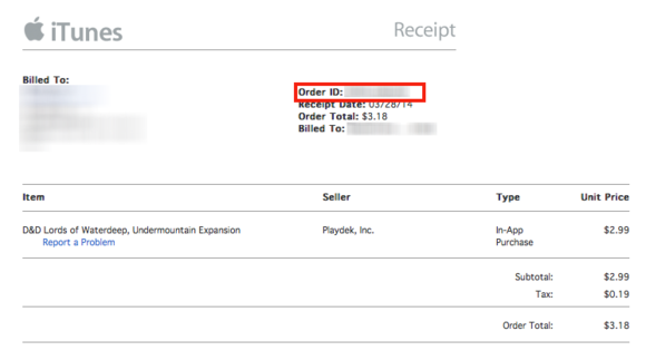 how to get an app store refund for kids accidental in app purchases
