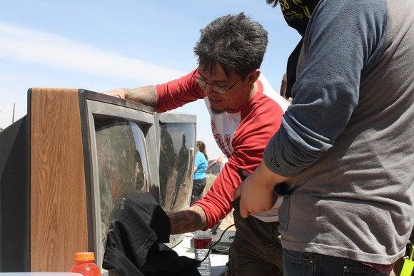 E.T. Dig, Alamogordo
