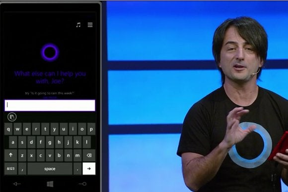 joe belfiore cortana