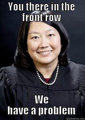 judge lucy koh meme apple samsung april 2014