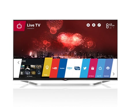 Hands on with LG's webOS Smart+ TVs | TechHive