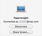 macbook cloud phone home