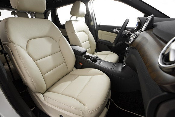 mercedes benz b class electric drive seats april 2014