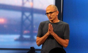 nadella build 2014 2