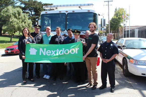 Nextdoor and SF72