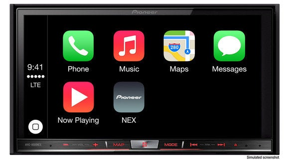 CarPlay for the rest of us: Pioneer demos Apple's ...