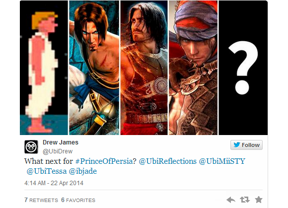 Prince of Persia Rumor