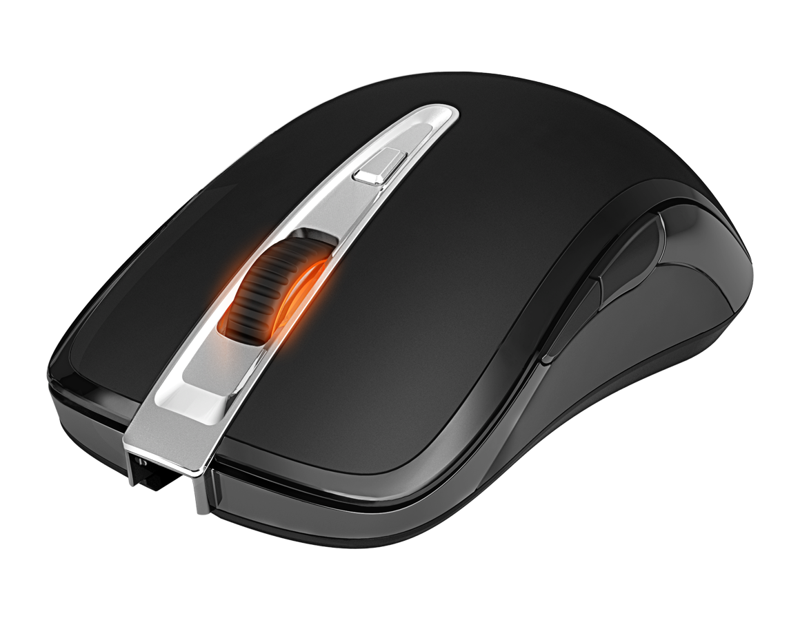 how to clean steelseries mouse