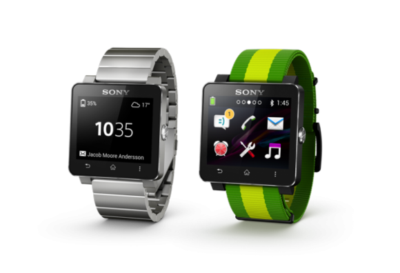 sony smartwatch 2 updates