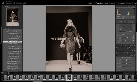 stepup iphoto lightroom preset plugin