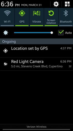 sygic speedometer alert screen april 2014