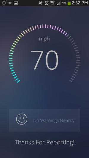sygic speedometer speed screen 1 april 2014