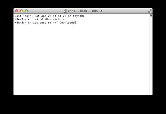 Slim Down Your Ssd With Symbolic Links Macworld