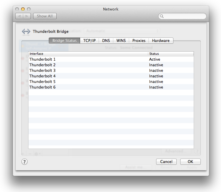Connecting two Macs using Thunderbolt | Macworld
