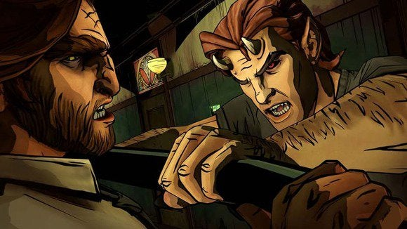 The Wolf Among Us Episode Two