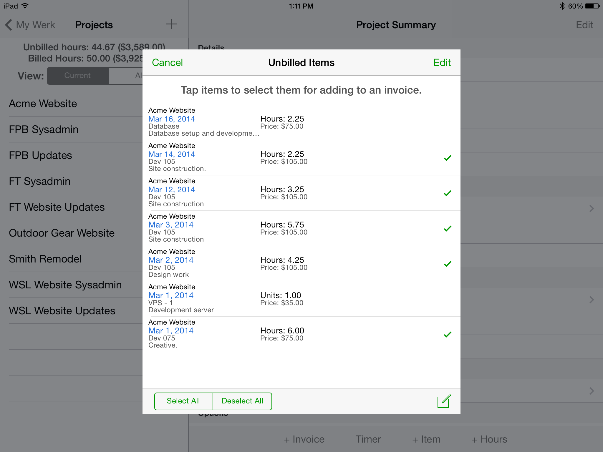 Download best ipad invoice app rabitahnet for Best ios invoice app