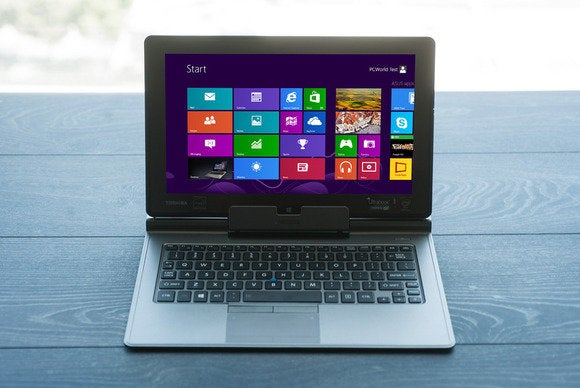 Toshiba Portege Z10t Review The Best Laptop Tablet Hybrid