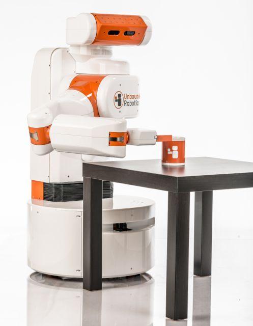 Unbounded Robotics launches robot platform for education, research