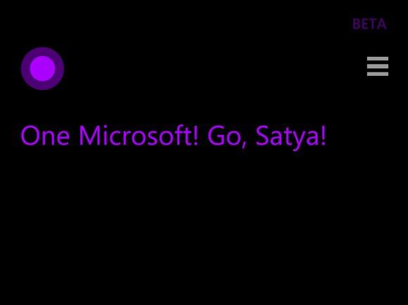 what do you think of satya nadella