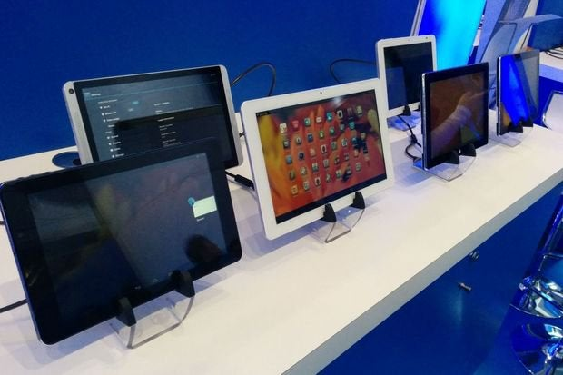 Is Apple losing its enterprise tablet edge?