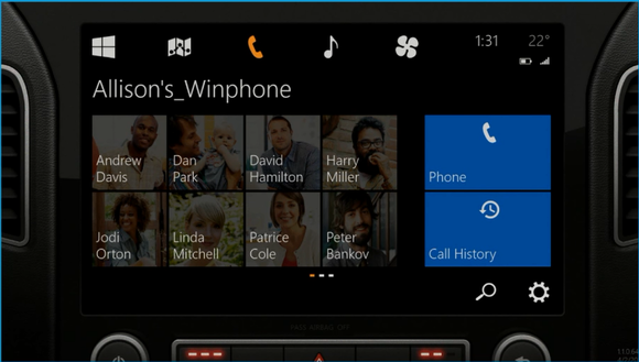 windows for the car demo contacts