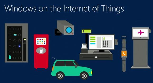 windows on internet of things