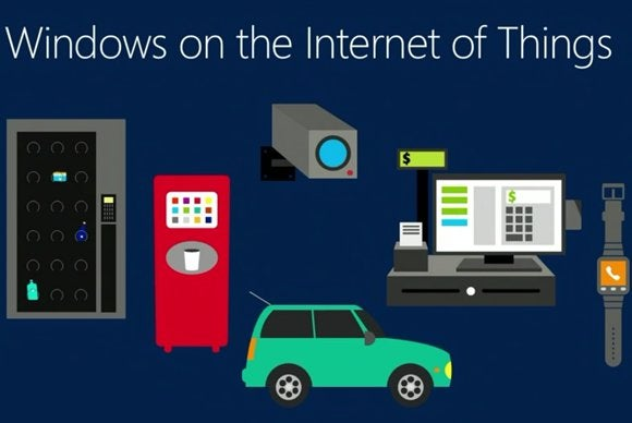 windows on internet of things
