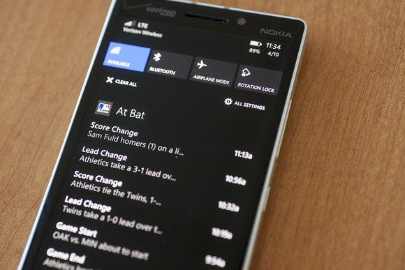 windows phone 81 cortana baseball mlb at bat nokia lumia icon april 2014