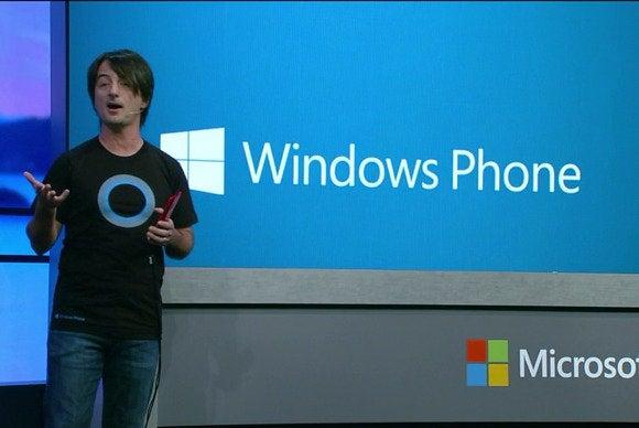 Windows Phone at Build 2014