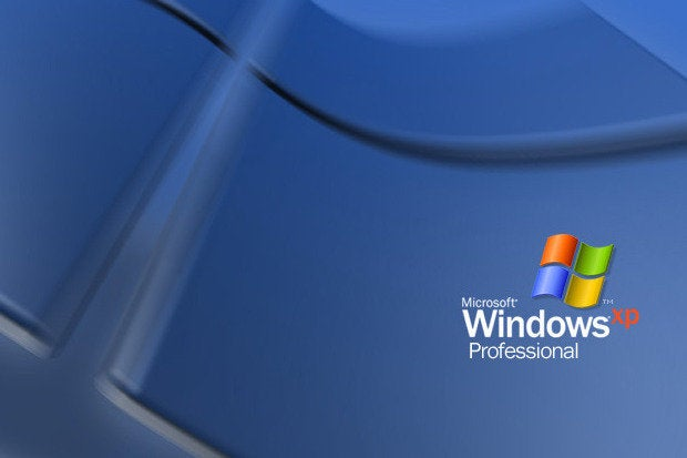 winxp desktop