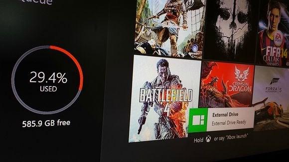 Xbox External Storage