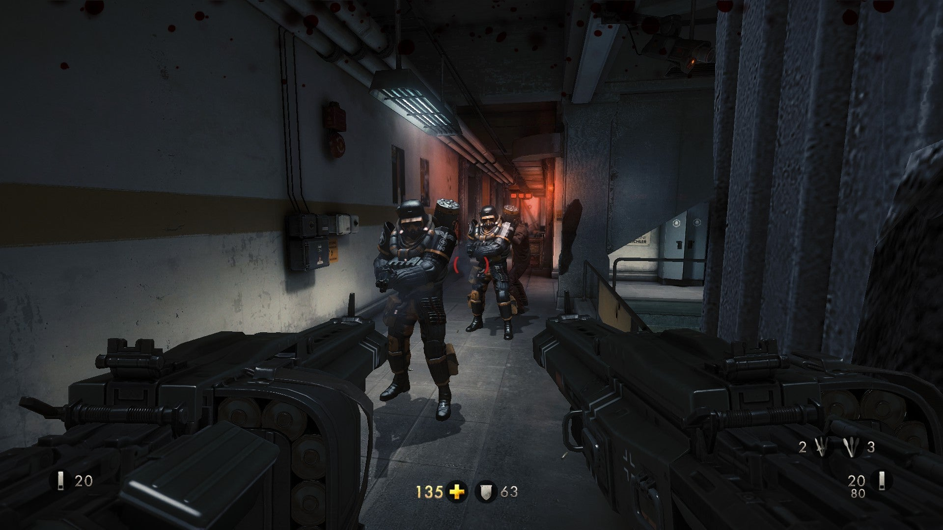 Wolfenstein The New Order Review Nazis Robots And Gloriously
