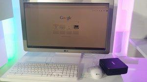 LG Chromebase Chromebook