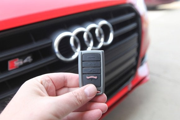 2014 audi s4 remote rings