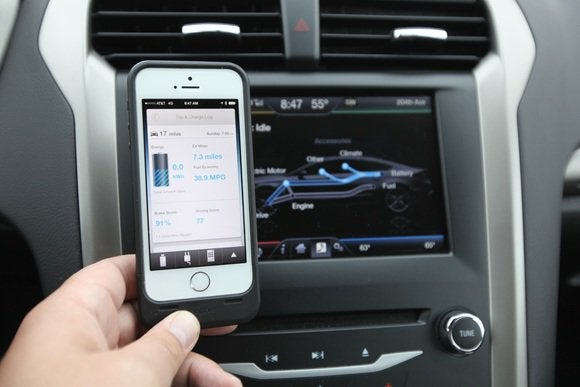 This Is Your Car On An Iphone An App Driven Road Trip In