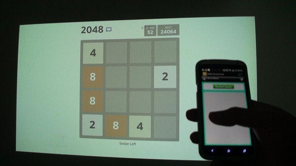 2048 for Chromecast