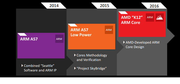 amd skybridge roadmap