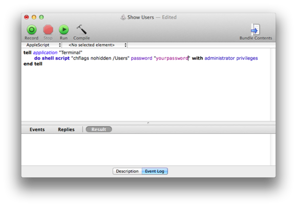 applescript fix